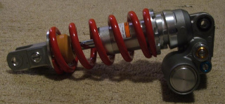 2006-2008 Yamaha R6 Rear Shock